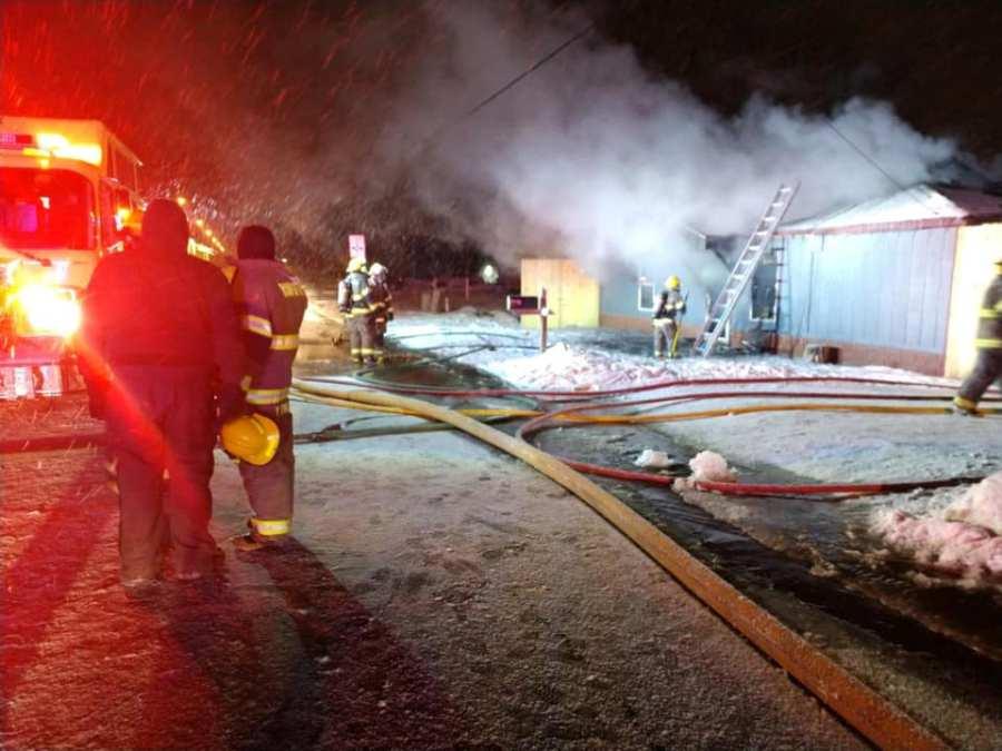 Yankton Fire Department,home,death,summit street,
