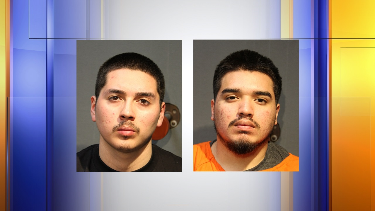 Jonathon Sotres-De La O,Criston Nunez-Morris,Woodbury County,Sheriff's Office,stolen weapon,drug