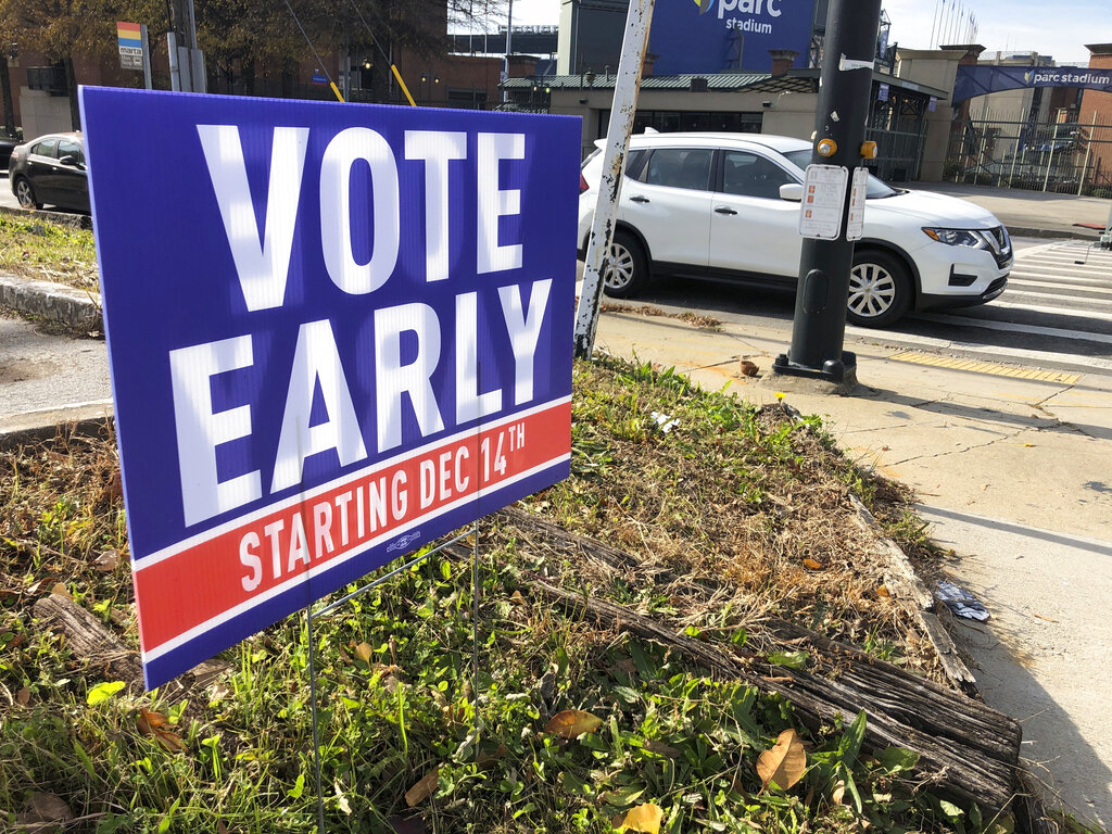 vote early,